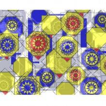 3D подова настилка 130093466