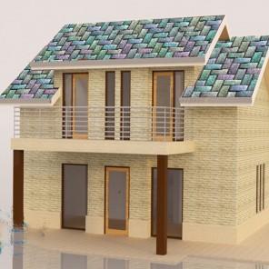 3D Декори за покриви