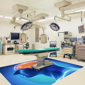 3D Декори за лечебни и здравни заведения