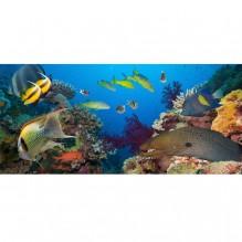 3D декоративно стенно покритие за баня Морска красота