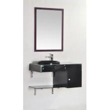 Комплект стъклен умивалник / ICG 658
