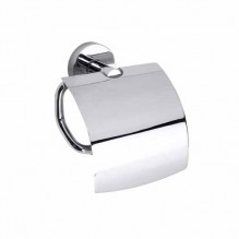 Държач за тоалетна хартия с капак OMEGA 104112012