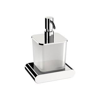 Сатенен стъклен дозатор за сапун VGDI954