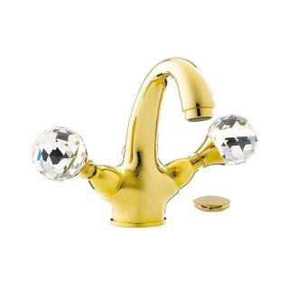 Смесител за мивка с един отвор с дренаж CY5112DO