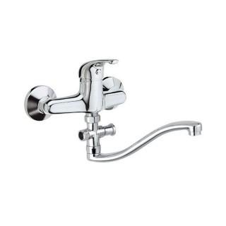 Стенен смесител за вана / душ MT16623SH