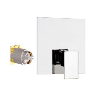 Вграден смесител за вана / душ SK602KB