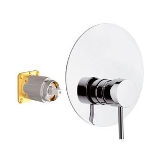Вграден смесител за вана/ душ Suvi S20602KB