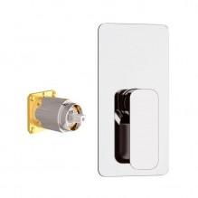 Вграден смесител за вана/ душ TA602KB