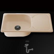 Единична мивка 9 23 15