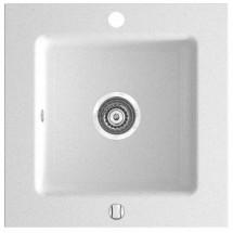 Кухненска мивка от гранит Kizz DRG50/50W