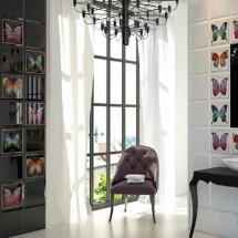 Серия Farfalla - колекция плочки за баня