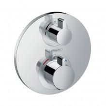ECOSTAT S Термостатен смесител с две функции за вграждане