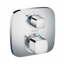 ECOSTAT E Термостатен смесител с две функции за вграждане
