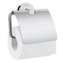 LOGIS UNIVERSAL Държач за тоалетна хартия с капак 41723000