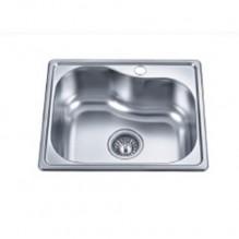Единична мивка алпака ICK 4740