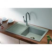 Гранитна мивка за вграждане IGGS 8104
