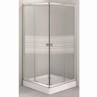Квадратна душ кабина Джой ICS 275/31 80/90