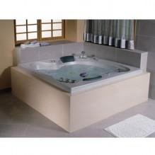 Хидромасажна вана за вграждане Сияние