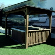 Gazebo - SPA HOME