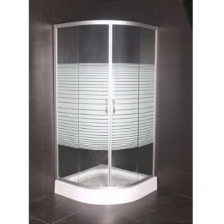 Овална душ кабина ICS 585 ЕММА