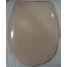 Тоалетна седалка от ДУРОПЛАСТ - бежова