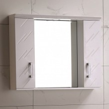 PVC Горен огледален шкаф за баня ICMC 1055 - 70