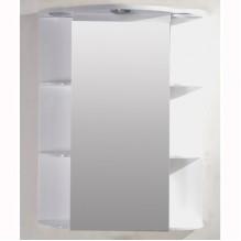 Огледален бял PVC шкаф за баня ICMC 2000-55/ICMC 2000-65