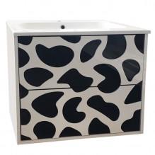PVC шкаф за баня ICP 60615B