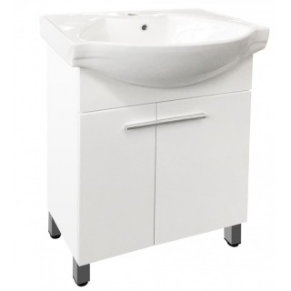 PVC шкаф за баня ICP 7055