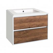 PVC шкаф за баня ICP 7155 АТИКА