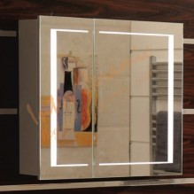 Огледален PVC шкаф за баня ICMC 6015 - 60