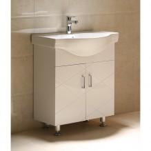 PVC шкаф за баня ICP 7044