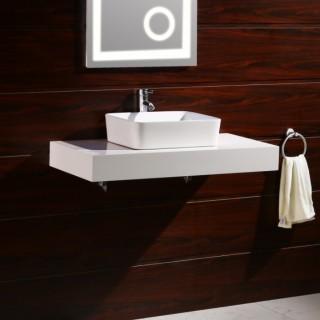 PVC плот за баня ICP 8012W