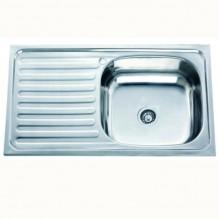 Кухненска мивка алпака ICK 7540 L/R