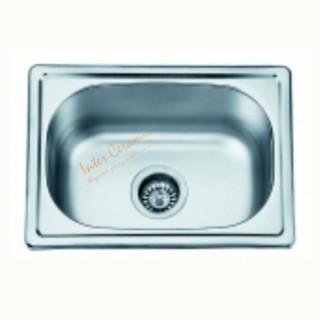 Кухненска мивка алпака ICK 4844