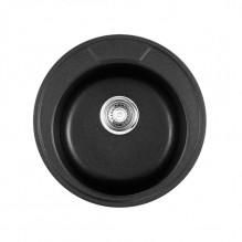 Гранитна мивка ICGS 8301 BLACK