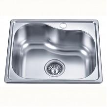 Кухненска мивка алпака ICK 4741
