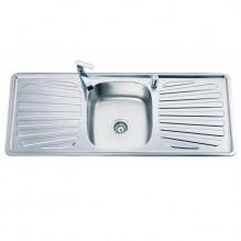 Кухненска мивка алпака ICK 12050D