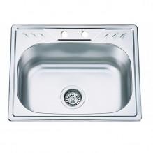 Мивка за кухня от алпака ICK D5443P