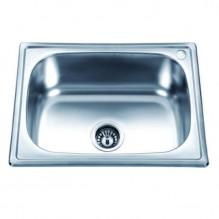 Кухненска мивка от алпака ICK D6045P