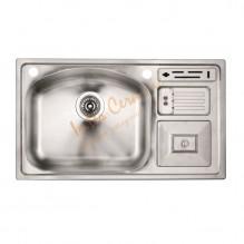 Кухненска мивка от алпака ICK 7845