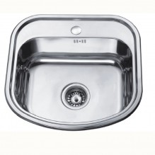 Кухненска мивка алпака ICK 4749