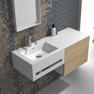 Мебел за баня ICP 10083L/R - ICP 12083L/R