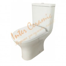 Порцеланов WC комплект за баня ICC 7835