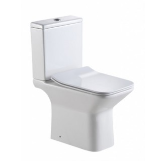 Порцеланов WC комплект ICC 7737