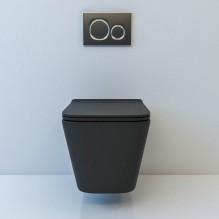 Тоалетна чиния SOPHY BLACK MATTE