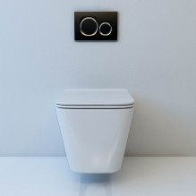 Тоалетна чиния SOPHY GLOSSY WHITE