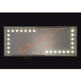 Огледало за баня с вградено LED осветление ICL 1540