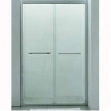 Стъклен преграден параван за баня ICS S195
