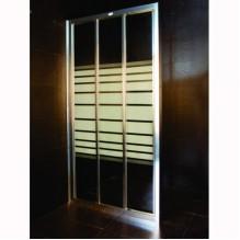Стъклен преграден параван за баня ICS 100/31